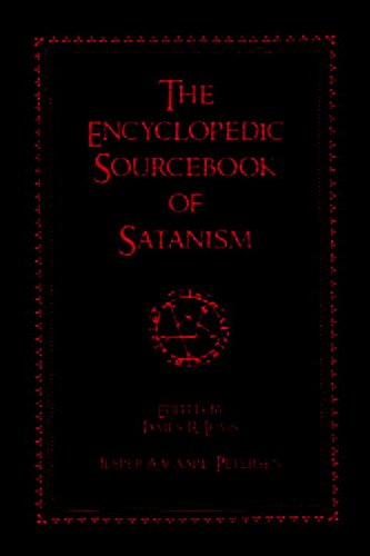 Sourcebook of Satanism (James R. Lewis) at Amazon