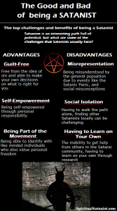 Advantages and Disadvantages of Satanism