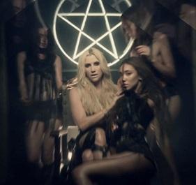 Ke$ha Satanism
