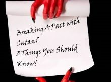 Breaking a Pact With Satan
