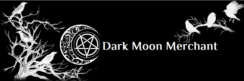 Dark Moon Merchant Shop at Etsy - Satanic Merchandise