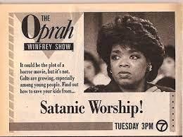 Satanic Worship on Oprah